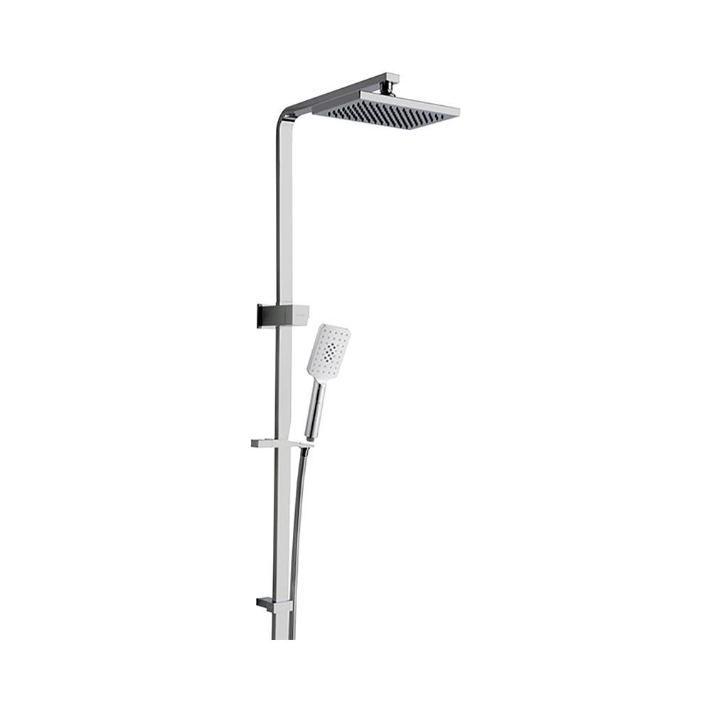 ECO Dual Taya Rain Shower Rectangular HS350 | Alder Tapware